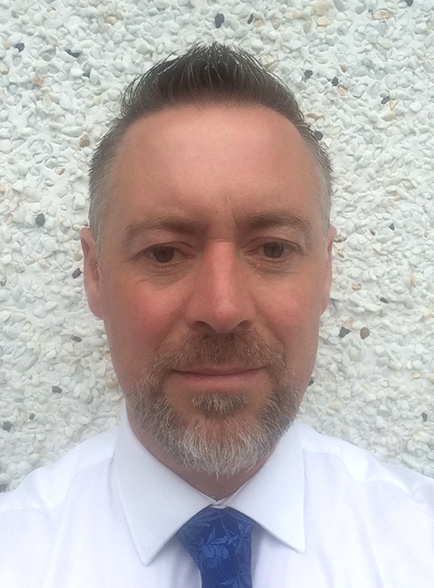 Garry O'Connell, Technical Support Manager