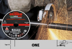 Globe Cutting Discs available from Abcon – The Wheel that cuts the Cost!