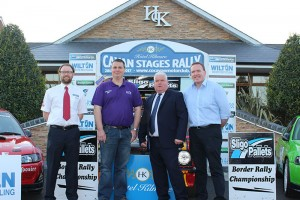 FinishLine announced as new Co-Sponsor of Cavan Stages Rally 2017