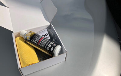 Sunscreen Removal Kit – Clean Your Bodywork and Protect your Paintwork