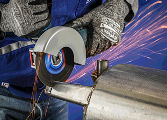 5 Tips for Improving Cutting Performance with Angle Grinders