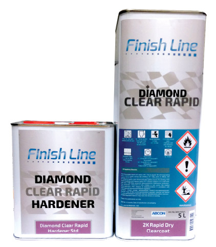 Diamond Clear Rapid