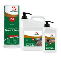 Engineers and Mechanical Engineers favour Dreumex Wash & Care