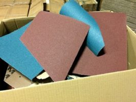Abrasives Budget Box a Hit for Men's Sheds Projects and Woodturning Sanding